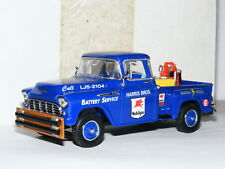Matchbox Collectibles YRS03-M 1956 Chevrolet 3100 Pickup Mobil Battery 1/43