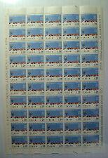 1972 ITALIA 25 lire   Società Alpinisti Tridentini    foglio intero MNH**