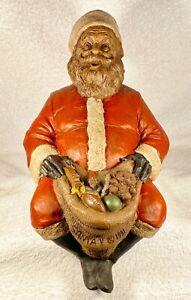 SANTA V-R~Tom Clark Gnome~Cairn Item #5133~Ed #65~Lg Shelf Sitter~Story Included