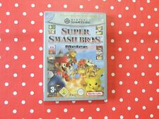 Super Smash Bros. Melee Nintendo Gamecube GC in OVP #plch