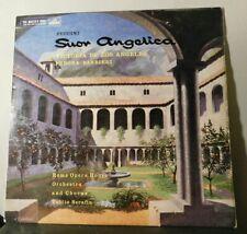 Puccini. Suor Angelica. ALP 1577. Vinyl.