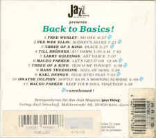 MINOR MUSIC Back to basics CD mit Till Brönner, Maceo Parker, Fred Wesley