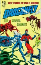 Dragonfly # 4 (The Mantis Mandate, co-starring Scarlet Scorpion) (USA, 1986)