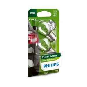 1 Lampadina PHILIPS 12498LLECOB2 LongLife EcoVision adatto a AEBI AUDI BMW DAF