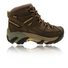 Chaussures et bottes de randonnée marrons pour homme