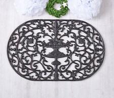 Foot Mats Cast Iron Mat Oval Doormat eisenmatte Doormat Doormat