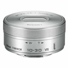 Nikon 1 NIKKOR VR 10-30mm f/3.5-5.6 PD-ZOOM Lens - Silver