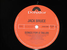 JACK BRUCE -Songs For A Tailor- LP Polydor Archiv-Copy mint