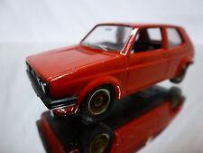 SOLIDO 1358 VW VOLKSWAGEN GOLF GTI - RED 1:43 - GOOD CONDITION