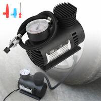 Gonfleur électrique pompe compresseur air pneu voiture 12V 300PSI outil résis LB