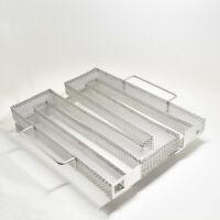 Neu Sparbrand Kaltrauch-Erzeuger Ausführung  Räucherhaken Kalträuchern BBQ