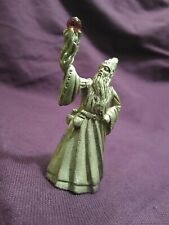 "Pewter ""Fire Wizard"" By Gallo Figure"