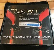 Peavey PV-1 V1 BG Wireless Instrument System 209.15MHz