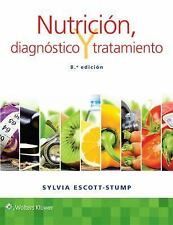 NUTRICION, DIAGNOSTICO Y TRATAMIENTO - ESCOTT-STUMP, SYLVIA - NEW BOOK