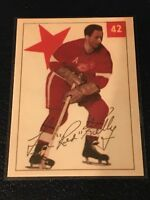 2001-02 Parkhurst Reprints #31  Red Kelly ('54-55) HOF Red Wings  MINT
