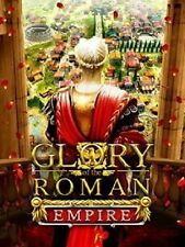 Glory of the Roman Empire PC Game Rome/CAESAR/Windows/XP/Boxset