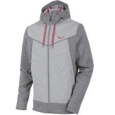 Capi d' abbigliamento da campeggio da uomo grigi marca SALEWA Taglia XL