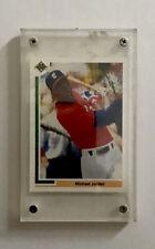 1991 Upper Deck Baseball #SP1 Michael Jordan Rookie Chicago White Sox