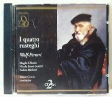 I quatro rusteghi: Ermanno Wolf-Ferrari (Allegro, 2003) (cd6378)