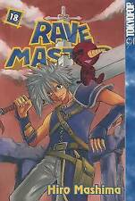 Rave Master: v. 18 (Rave Master), Mashima, Hiro Paperback Book The Cheap Fast