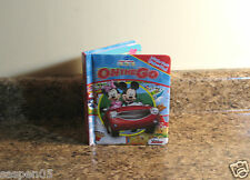 Disney Mickey Mouse Clubhouse LOOK AND FIND Little First Board Book On The Go