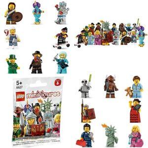 LEGO® Serie 6 Minifiguren 8827 diverse nach Wahl NEU