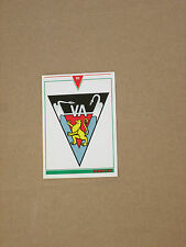 Carte official football cards panini 1993  VALENCIENNES ANZIN VA  LOGO BLASON