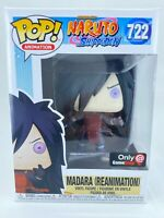 Funko Pop Madara (Reanimation) Naruto Shippuden Gamestop Exclusive IN HAND 🔥