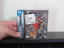 NEW/SEALED Kingdom Hearts: Chain of Memories (Nintendo Game Boy Advance, 2004)