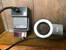 Flash Ring / Macro - Nissin Macro 100AF Thyristor - Monture Minolta