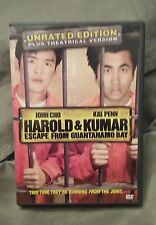 Harold  Kumar Escape from Guantanamo Bay DVD, 2008