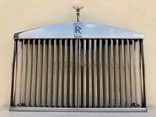 Calandra Rolls Royce grill Mascotte Silver Spirit Corniche griglia calender