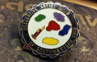 Decorative Artists Guild of Southwestern Ohio pin