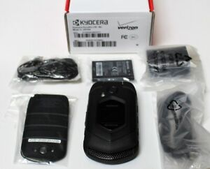 Kyocera DuraXV LTE Camera Model Verizon Flip Rugged Phone New Other