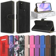 Für Blackview A70 Schutzhülle,Slim Leder Etui Magnet Klappständer Handy Tasche