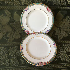 Two (2) Royal Doulton Orchard Hill Bread and Butter Plates New with Tag