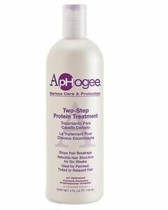 Aphogee Serious Care & Protection Two Step Protein Treatment 118ml