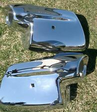 57 Chevy Rear Bumper Ends *NEW* 1957 Chevrolet