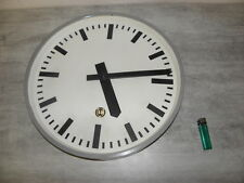 ANCIEN PENDULE CTW HORLOGE USINE ELECTRIQUE clock machine age horlogo antik Uhr