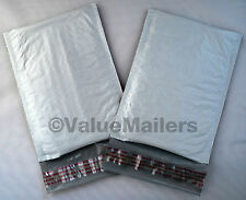 "500 #000 4x8 Poly Bubble Mailers Envelopes Bags (VM Brand) 4 1/8"" Wide"