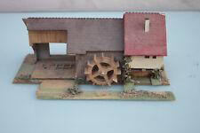 Faller 229 H0 Sägewerk mit Motor Holz/Pappe 50er Jahre für Bastler