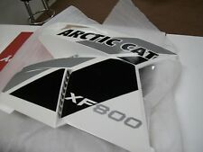 arctic cat belly pan side