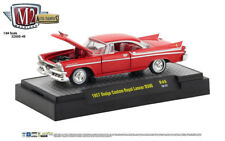 M2 Machines Auto-Thentics 1:64 Release 49 1957 Dodge Custom Royal Lancer D500