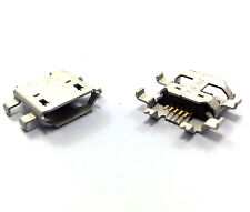 3 X OEM Replacement Micro USB Charging Charge Port Connector for Garmin Dezl 560