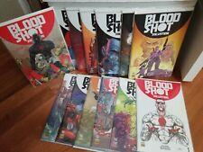 2017 Bloodshot Salvation COMPLETE RUN of 13 Comics 1-12 +Bonus PRE-ORDER EDITION