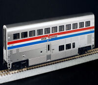 NEW Kato HO Coach Superliner Amtrak Phase III 35-6052