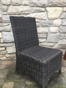 Outdoor Wicker Furniture Chairs Chicago wicker Monterey collection.