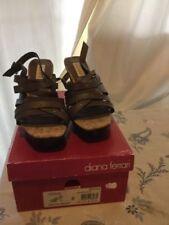 Diana Ferrari Block Heel Solid Heels for Women