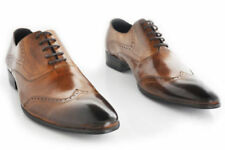 Brogues Standard (D) Width 100% Leather Shoes for Men