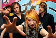PARAMORE AMERICAN ROCK SUPERGROUP HAYLEY WILLIAMS POSE POSTER
